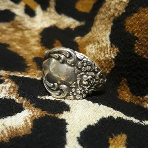 Jewelry - Silver Spoon Ring